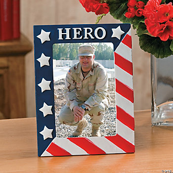 """Hero"" Picture Frame"