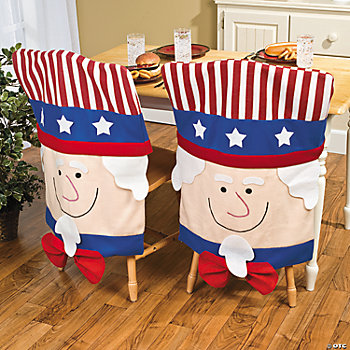 Uncle Sam Chair Covers