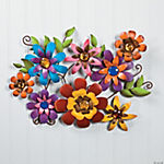 Flower Bunch Wall Décor