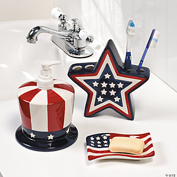 Uncle Sam Bathroom Accessories