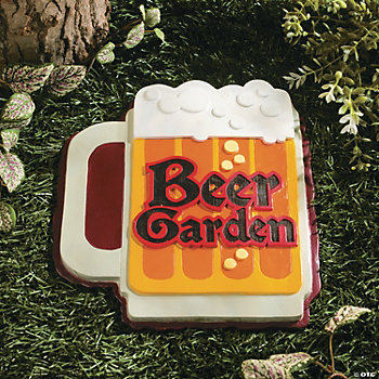 """Beer Garden"" Stepping-Stone"