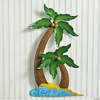 Palm Trees Wall Décor
