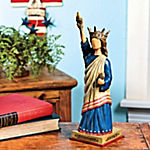 Red, White & Blue Lady Liberty