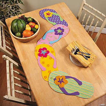 Flip Flop Table Runner