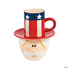 Uncle Sam Snack Set