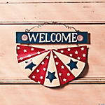 Patriotic Bunting Wall Decoration