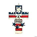 "Americana ""Freedom"" Cross"