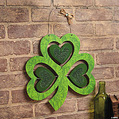 Shamrock Wall Sign