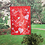 Valentine's Day Garden Flag