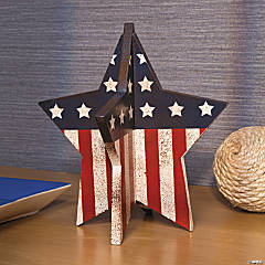 Flag Star Tabletopper