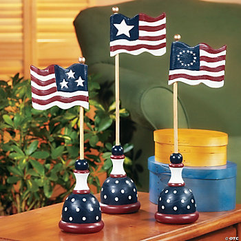 Spindle Americana Flags