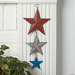 Star-Spangled Wall Hanging