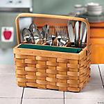 Country Picnic Utensil Caddy