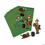 Make-A-Rodeo Cowboy Stickers
