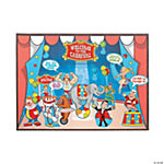 Circus Make-A-Sticker Scenes