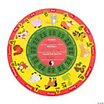 Chinese New Year Make-A-Sticker Sheets