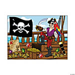 Pirate Sticker Scenes