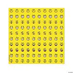 800 Mini Stickers - Smile Face