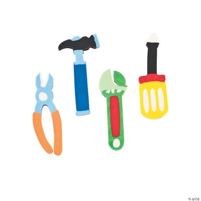 Tool-Shaped Erasers