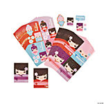 Japanese Girl Sticker Sheets