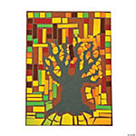 Fall Tree Sticker Scenes