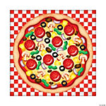 Make-A-Pizza Sticker Scenes