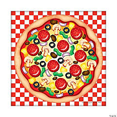 Pizza Sticker Scenes