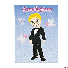 Make-A-Groom Sticker Scenes