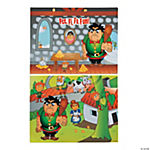 Make-A-Jack & The Beanstalk Sticker Scenes