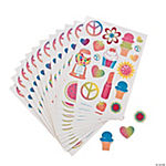 Fashion Sticker Sheets