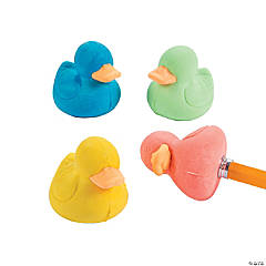 Ducky Pencil Toppers
