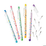 Pearl Heart Stacking Point Pencils