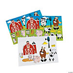 Make-A-Farm Stickers