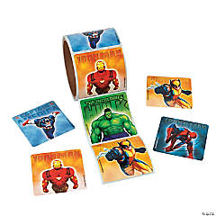 Marvel™ Super Hero Roll Stickers
