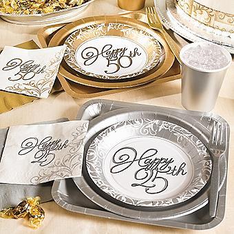 Anniversary Tableware
