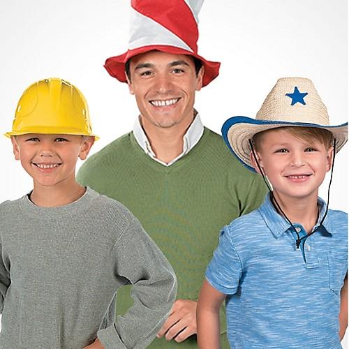 Hats, Caps & Bandanas