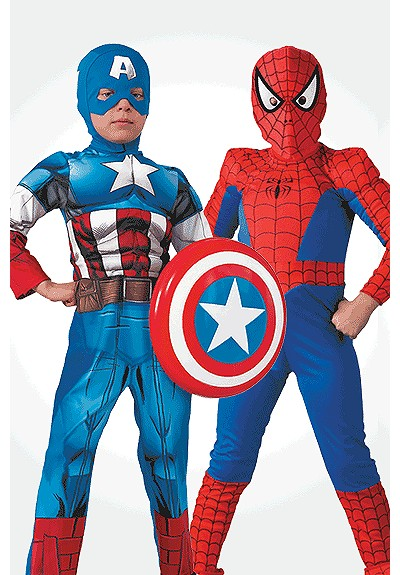 Superhero Costumes