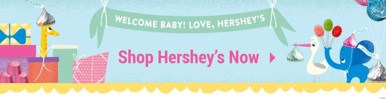 Hershey Baby Shower