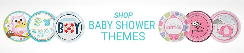Baby Shower Themes  Oriental Trading