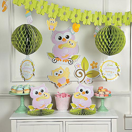 Baby shower supplies oriental trading for Baby shower decoration tips