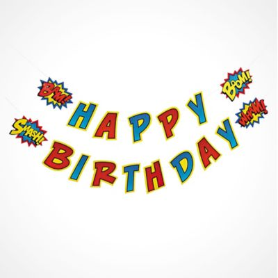 Birthday Decorations birthday party supplies | oriental trading