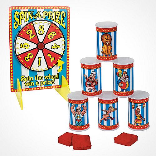 Carnival theme party supplies birthday ideas carnival for All decoration games