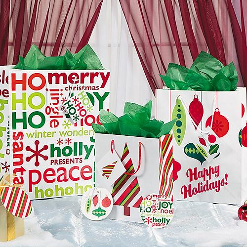 Gift Bags & Ribbon