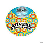 Adverb Learning Wheels