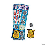 Agents of Truth Top Secret VBS Stickers