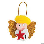 Angel Jingle Bellies Ornament Craft Kit