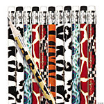 Animal Print Pencil Assortment