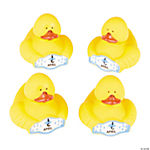 April Rubber Duckies
