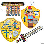Armor of God Craft Kit Assortment