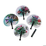 Asian Folding Fan Assortment